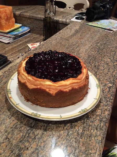 Ed's Famous Cheesecake