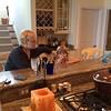 Patty and Audrey at Kitchen Bar