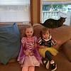 Audrey & Emily