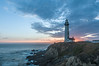 Sunset at Pigeon Point Lighthouse