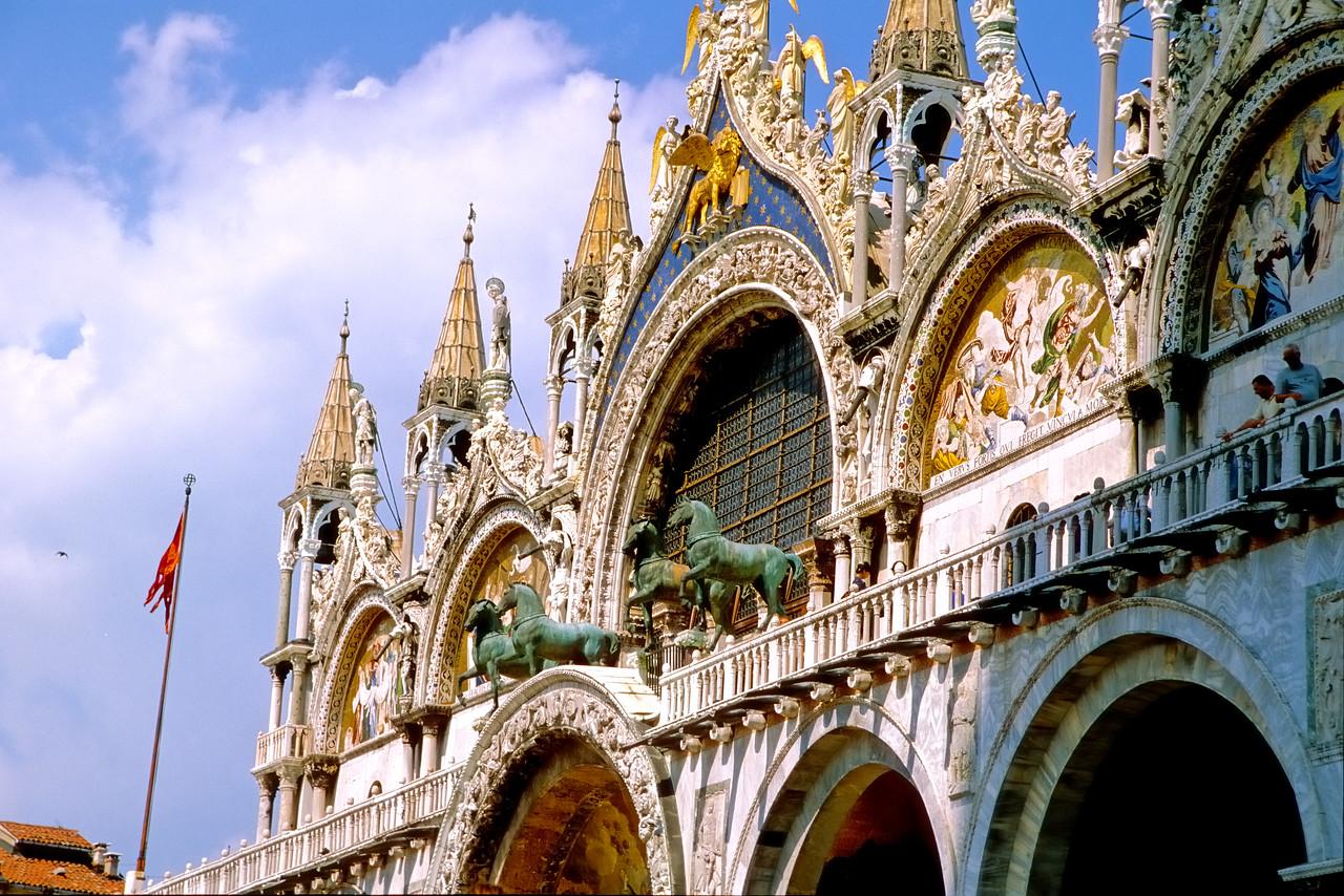 St. Mark's Cathedral - Venice, Italy