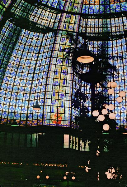 Galeries Lafayette - Paris, France