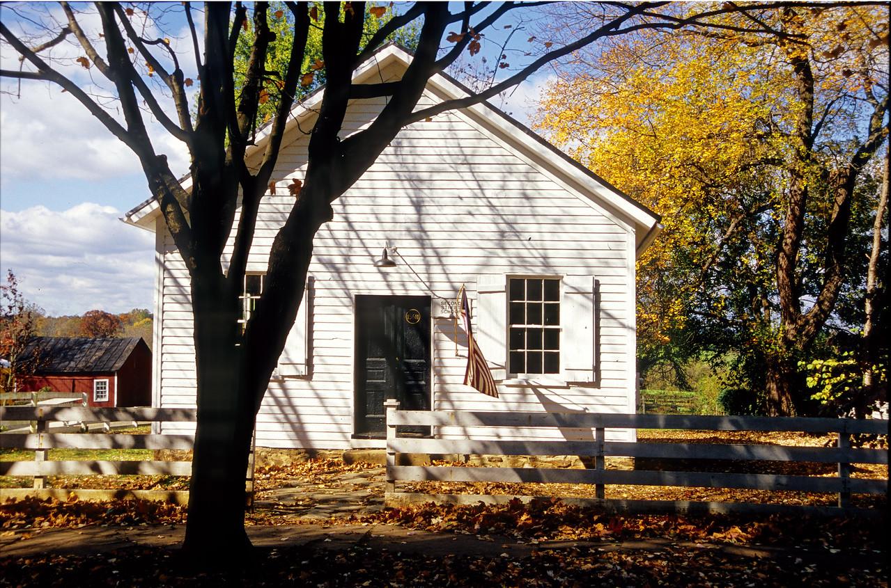 Schoolhouse - Waterford, Virginia