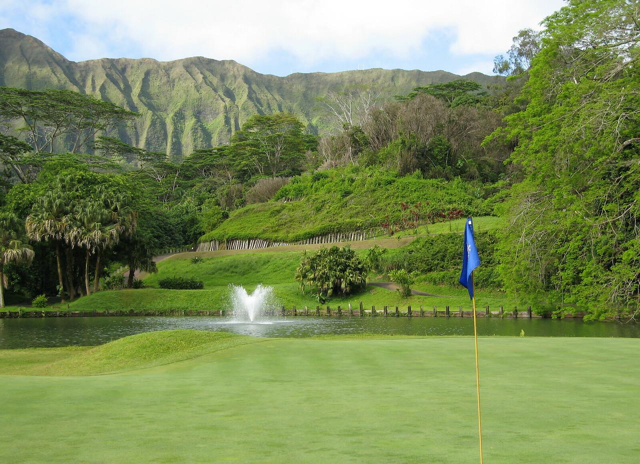 Luana Hills #11 and the Koolaus - Oahu, Hawaii