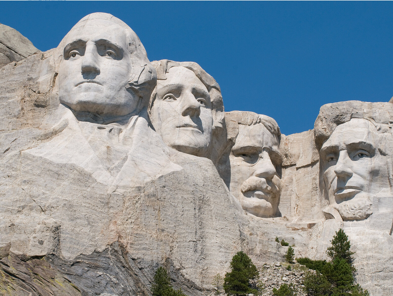 Mount Rushmore - Black Hills - South Dakota