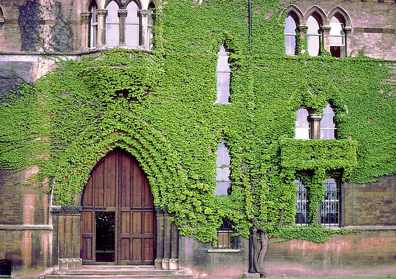 Christ Church - Oxford, England