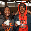 First generation ice cream social at SUNY Buffalo State College.