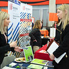 Career Development Center Job and Internship Fair at SUNY Buffalo State College.