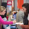 Career Development Center Graduate School Fair at SUNY Buffalo State College.