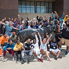 Upward Bound program at Buffalo State College.