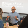 First day of 2019 classes at Buffalo State College.