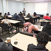 Educational Opportunity Program (EOP) Beyond the Bachelors Degree conference at SUNY Buffalo State College.