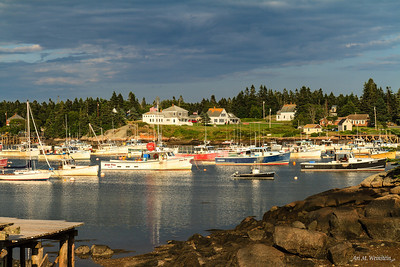 Corea Harbor, Maine
