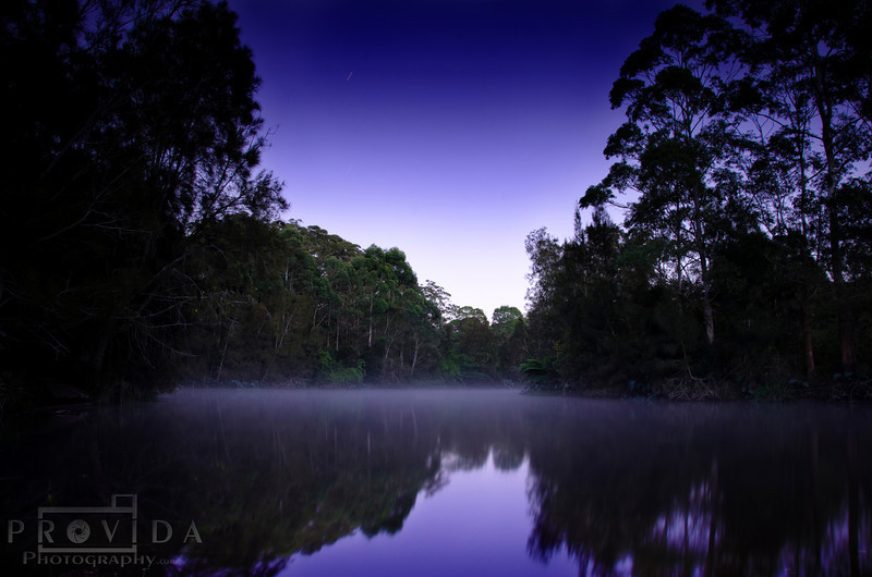 Lane Cove national park (15 Km north of Sydney CBD) is one of the most spectacular places I know to shoot at sunrise.