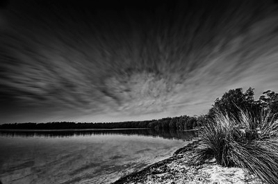 I found this place whilst driving around Narrabeen on Sydney's northern beaches. The clouds, water and reflection made of this photo one of my favorite once.