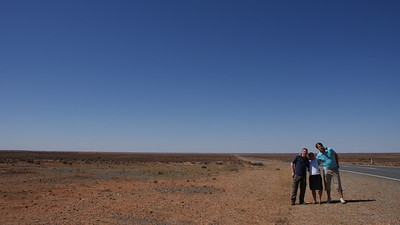 Somewhere near Brokenhill.
