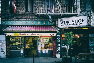 Asian Food - Bakery