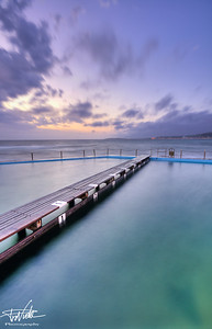 North Narrabeen RockPool - by dproesmans
