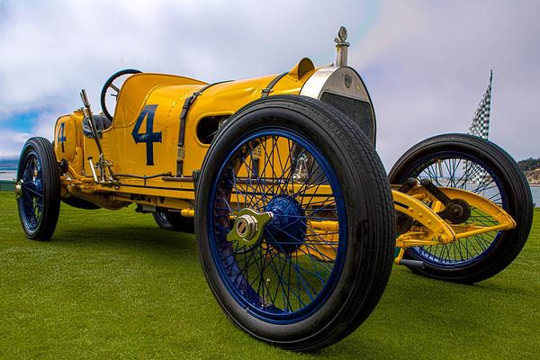 Mercer Model 45 Racer