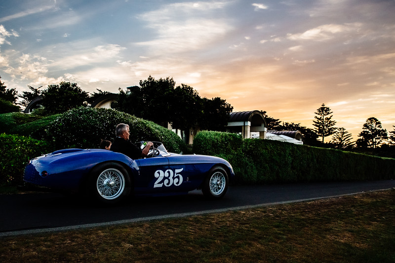 Pebble Beach Concourse D'Elegance 2015