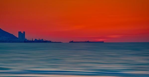 Just another sunset, Haifa