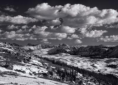 Trailridge Boulder Field