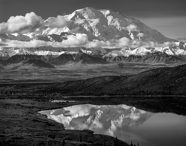 Denali & Wonder Lake, Alaska