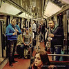 Russian Buskers on the Paris Metro (2015) [Michael Karchmer]