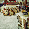 Fish Heads at Open Air Market, Nice (2015) [Michael Karchmer]