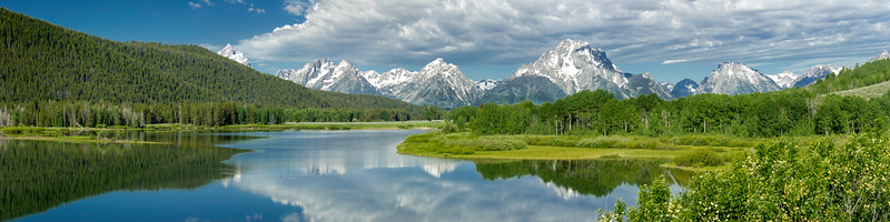 Oxbow Bend, The Grand Tetons