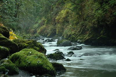 Boulder River, off US 2