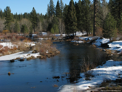 January - Middle Fork of the Feather River