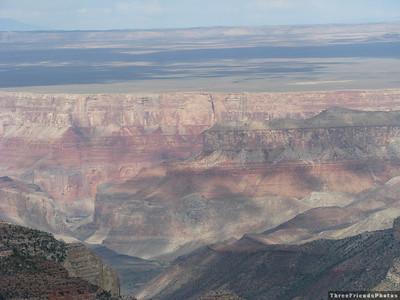 September - Vista Encantada - North Rim of the Grand Canyon