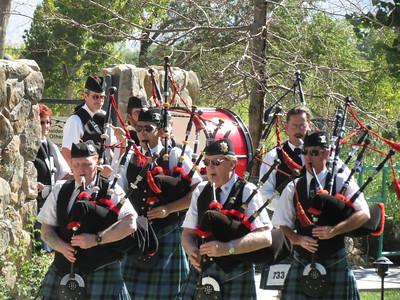 Sierra Highlanders at the Celtic Festival