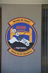 "Nevada Air Guard - ""High Rollers"""