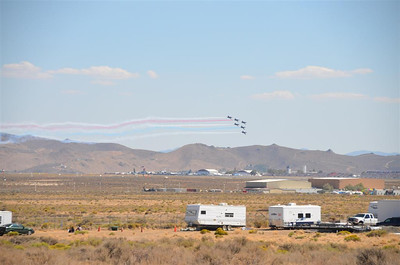 Reno Air Races. - show