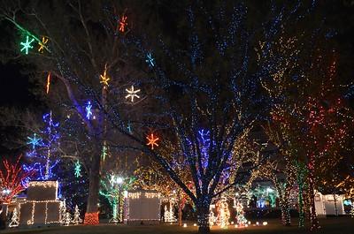 Christmas Village in Ogden Utah