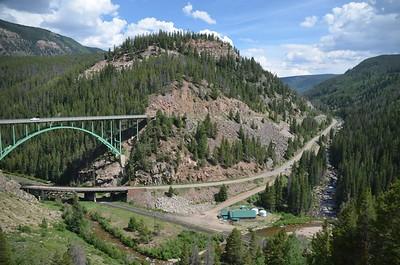 Highway 24 in Colorado