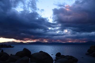 February 21, 2015 - Sand Harbor Photography Field Trip