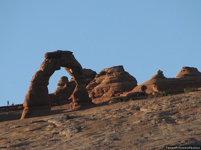 Arches National Park, Moab, Utah - Delicate Arch