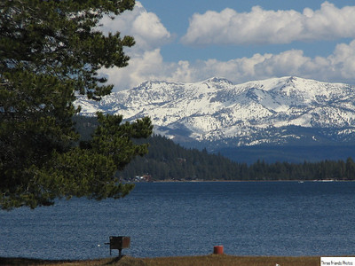 Donner Lake From The Park