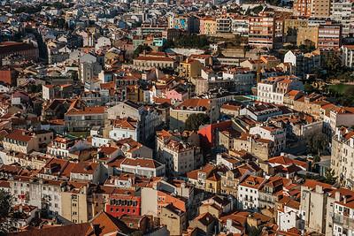 Lisbon textures.