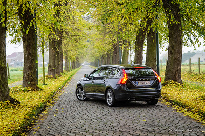 Volvo V60 Plugin Hybrid 2013 Edition