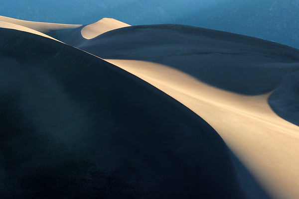 """Great Sand Dunes National Park, Colorado.  """"I was glad of the way of the world, that morning."""" - Archie Carr from The Windward Road."""