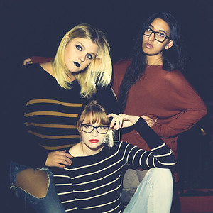 Ashlee, Kanchan, and Kayla