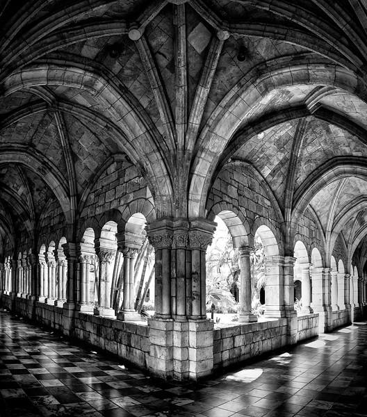 Halls of the Monastery