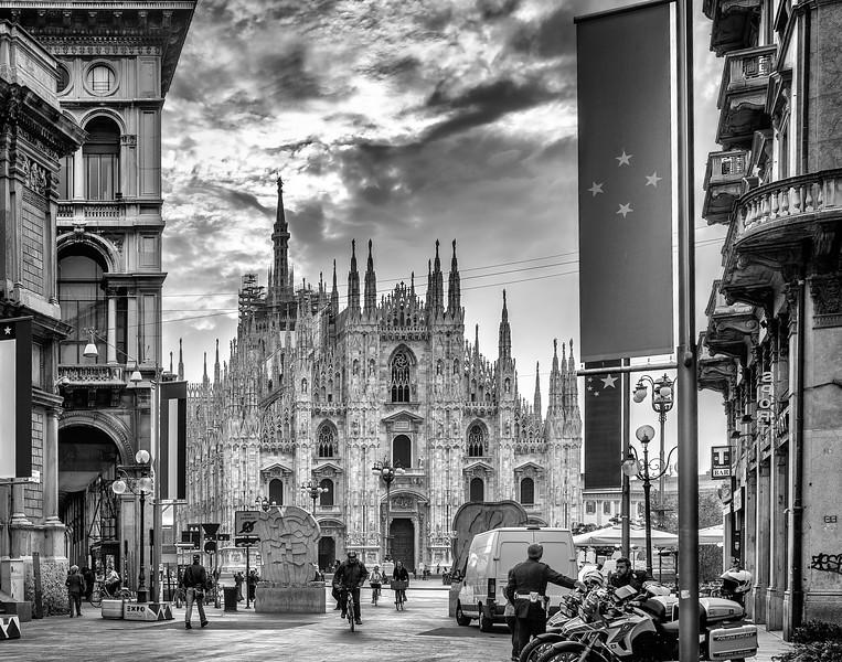 Duomo Down the Street