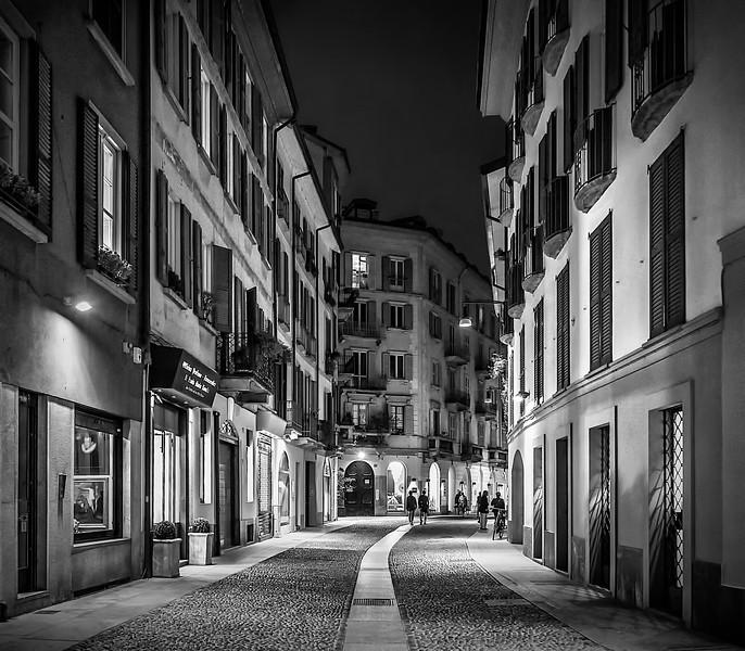 Nights in Milan