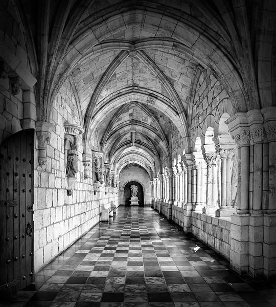 The Spanish Monastery