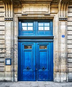 The Blue Doors